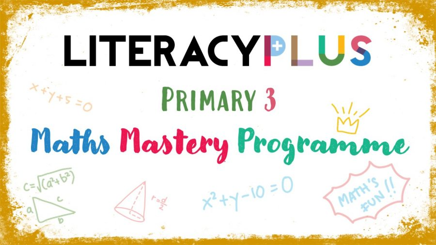 P3 Maths Mastery Prog (Models)