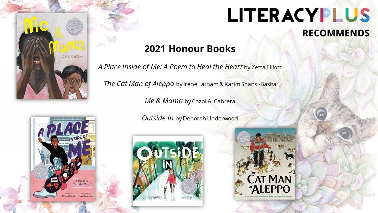 Caldecott and Newbery Honour Books 2021